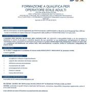 Locandina Scuola Edile Padova